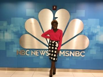 MSNBC Summer 2017 Intern
