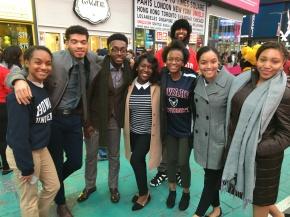Howard University Association of Black Journalists 2017 NYC Media Tour