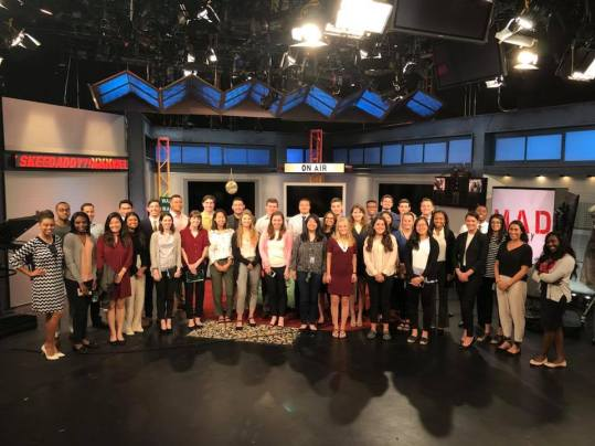 CNBC Summer Intern Class