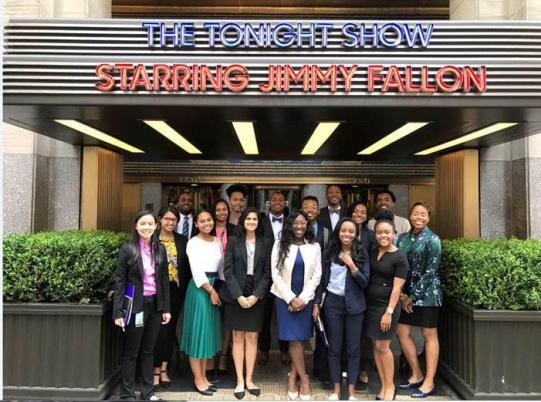 2018 NBCUniversal Eastcoast Fellows