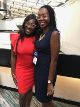 NABJ Student Rep and Student Project participant Maya King