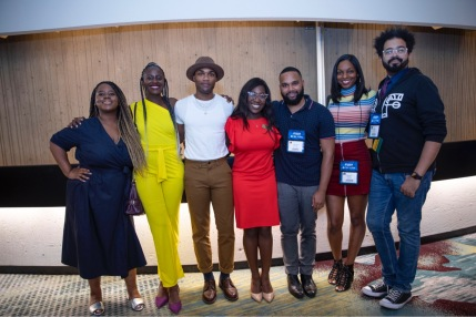 NABJ Student Rep and Buzzfeed Panelists