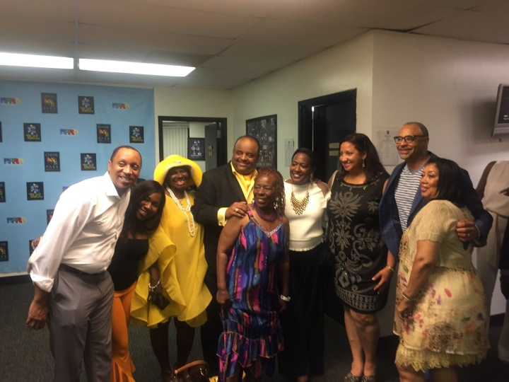 NABJ Board of Directors at the KEM concert
