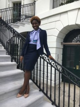 White House Correspondents Scholar at the White House